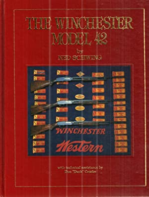 Winchester Model 42: Ned Schwing with