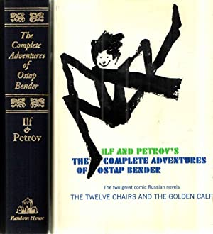 Ilf and Petrov's The Complete Adventures of: Ostap Bender -