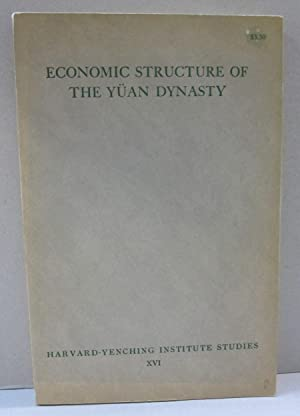 Economic Structure of the Yuan Dynasty