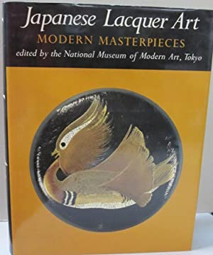 Japanese Lacquer Art: Modern Masterpieces: National Museum of