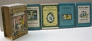 """Nutshell Library """"One Was Johnny"""", """"Pierre"""", """"Chicken: Maurice Sendak"""