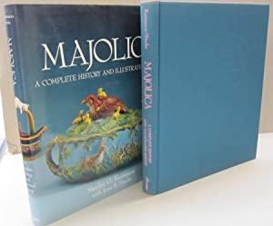 Majolica A Complete History & Illustrated Survey