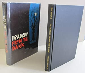 Invaders from the Dark: Greye La Spina