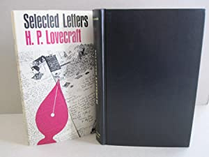 Selected Letters; Volume II: H. P. Lovecraft