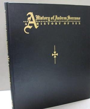 A History of Andres Serrano A History: Andres Serrano
