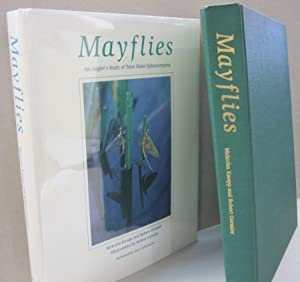 Mayflies An Angler's Study of Trout Water: Malcolm Knopp; Robert