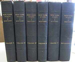 History of New York State 1523-1927; SIX VOLUME SET