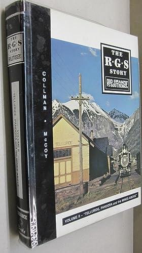 The R.G.S. Story Rio Grande Southern Volume: Russ Collman; Dell