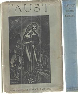 Faust; A Tragedy: Goethe, Johann Wolfgang