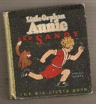 Little Orphan Annie and Sandy.
