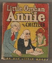 Little Orpban Annie and Chizzler.