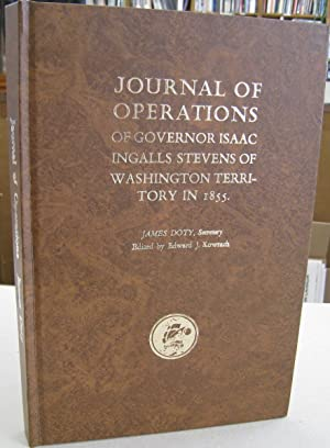 Journal of Operations of Governon Isaac Ingalls: Doty, James -