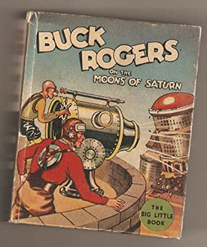 Buck Rogers on the Moon of Saturn.