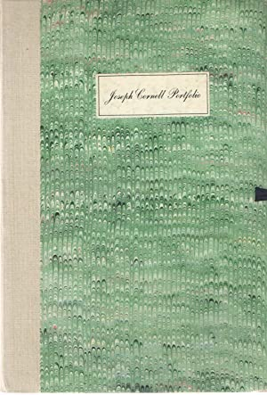 Joseph Cornell Portfolio; Catalogue of the Exhibition: Joseph Cornell