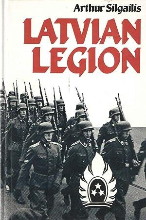 LATVIAN LEGION: Arthur Silgailis