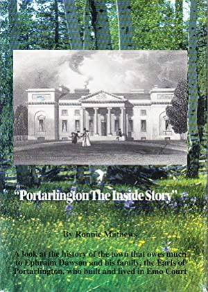 Portarlington The Inside Story: Ronnie Mathews