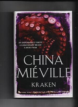 Kraken - an anatomy: China Mieville