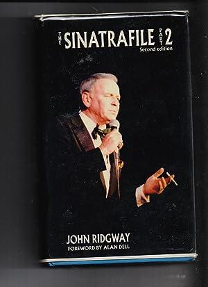 The Sinatrafile, Part 2: John Ridgway