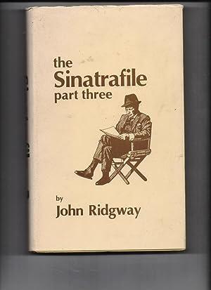 The Sinatrafile, Part Three: John Ridgway