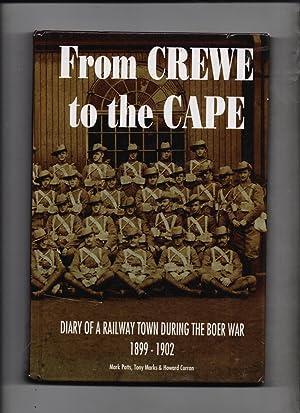 From Crewe To The Cape: diary of: Mark Potts, Tony