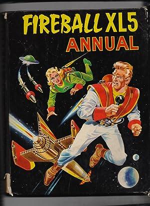 Fireball XL5 Annual: S Goodall, D Motton, R Maile