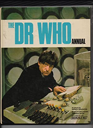 The Dr Who Annual (copyright date 1969): n/a