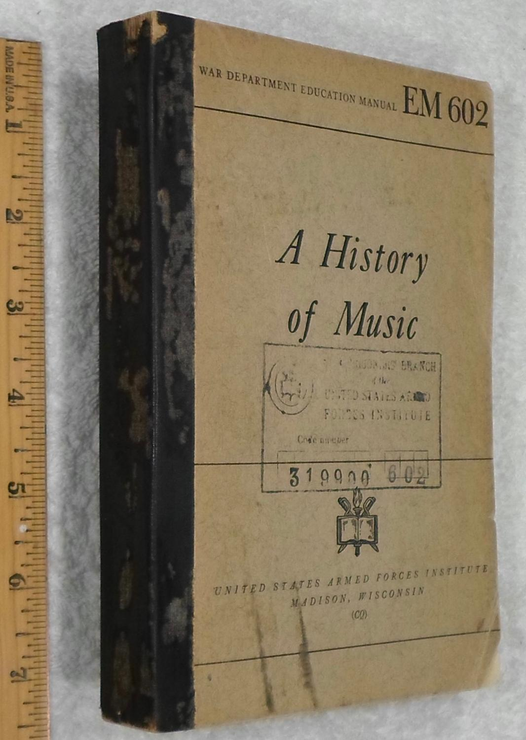 a history of music Bbc howard goodall's story of music 3of6 the age of elegance and sensibility - duration: top 10 most important moments in music history - duration:.