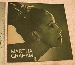 Martha Graham: Leabo, Karl; editor