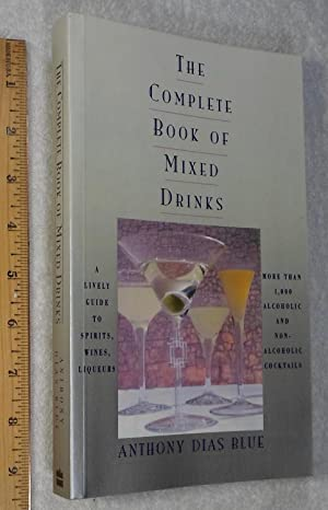 the complete book of spirits blue anthony dias