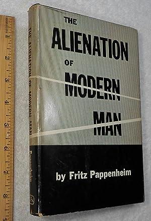The Alienation of Modern Man: Fritz Pappenheim