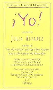 literary analysis thesis for kiss by julia alvarez Literary analysis: everyday use essay critical analysis of alice walkers everyday use essays the stories are daughter of invention by julia alvarez.