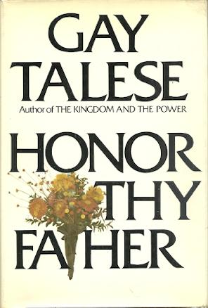 Honor Thy Father: Talese, Gay