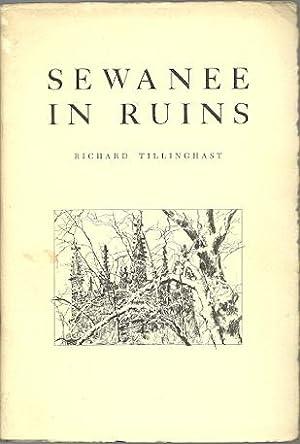 Sewanee in Ruins: Tillinghast, Richard