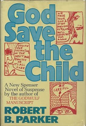 God Save the Child (Midnight novel of suspense)