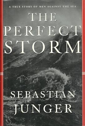 an analysis of the perfect storm by sebastian junger The journalist sebastian junger tribe is a different sort of book from the perfect storm, junger tribe's strength lies less in its statistical analysis.