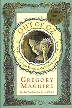 Out of Oz: Maguire, Gregory