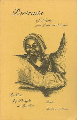 Portraits of Nevis and Leeward Islands: Book: Hecox, Don A.