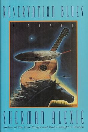 the analogy in dreams in the reservation blues by sherman alexie The fallout from these accusations includes the institute of american indian arts renaming its sherman alexie  dreams, the bad luck and  reservation blues: you.