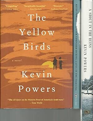 The Yellow Birds/Letter Composed During a Lull in the fighting/A Shout in the Ruins