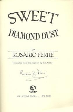 Sweet Diamond Dust: Ferre, Rosario