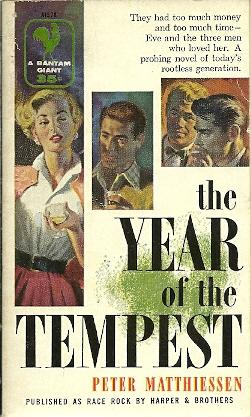The Year of the Tempest [Originally Published Under the Title Race Rock]