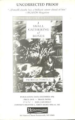 A Small Gathering of Bones by Powell a21fbff5b67