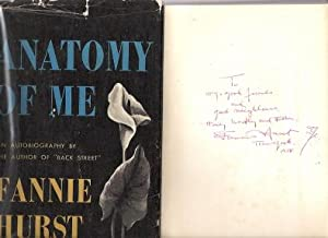 Anatomy Of Me : A Wonderer in Search of Herself: Hurst, Fannie