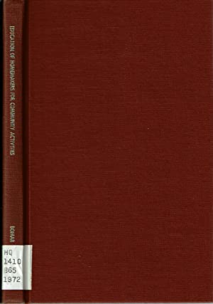 The Education of Homemakers for Community Activities A study of the community interests and ...