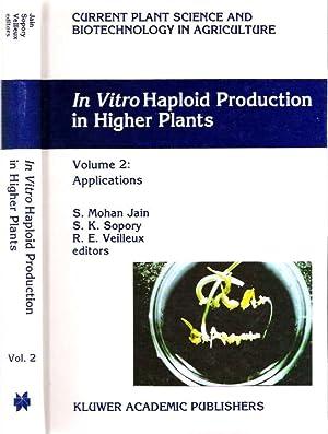 In vitro Haploid Production in Higher Plants: Jain, Shri Mohan,