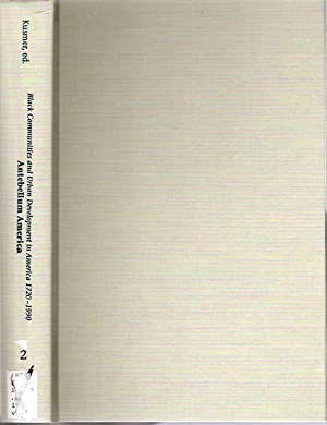 Antebellum America: Kusmer, Kenneth L (edited with an introduction by)
