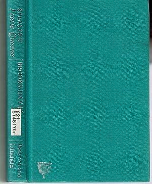 Spenser's Faerie Queene : A Critical Commentary on Books I and II: Brooks-Davies, Douglas