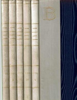 The Immortal Decameron : complete in 5: Boccaccio, Giovanni: translated