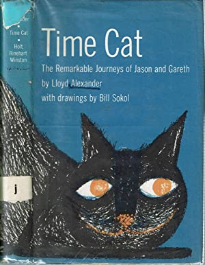 Image result for time cat book""