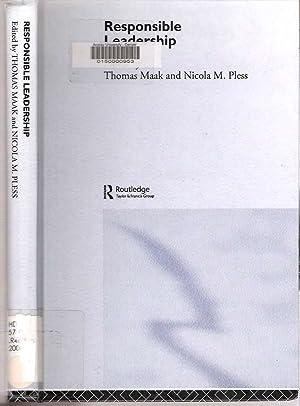 Responsible Leadership: Maak, Thomas and